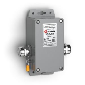Устройство защиты портов в сети Ethernet c питанием РоЕ <br>УЗЛ-ЕП исп.1: