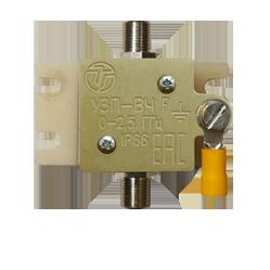 Устройство защиты высокочастотных цепей <br>УЗП-ВЧ F 7